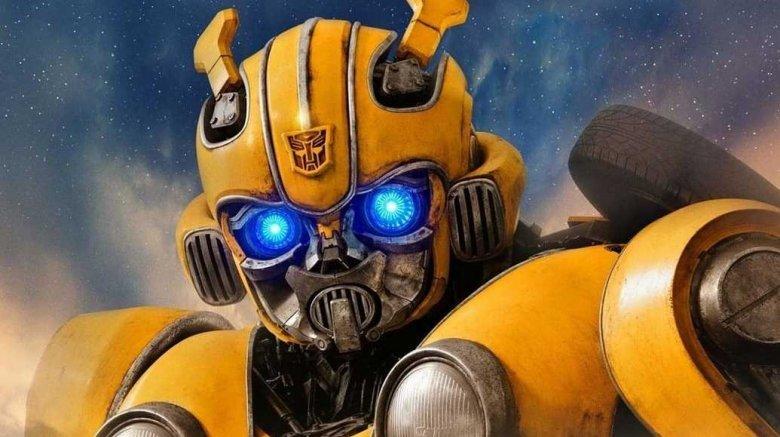 Bumblebee movie 2018