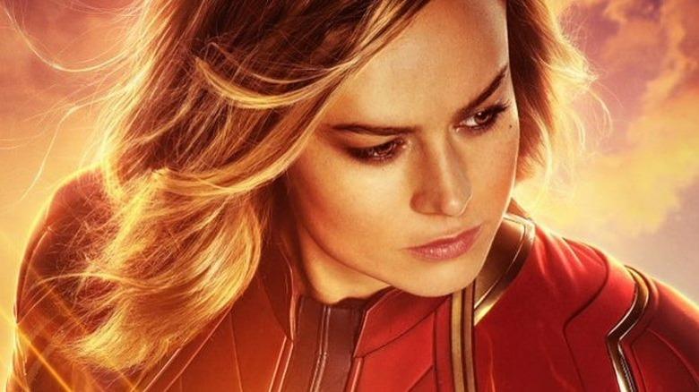 Brie Larson as Captain Marvel Carol Danvers