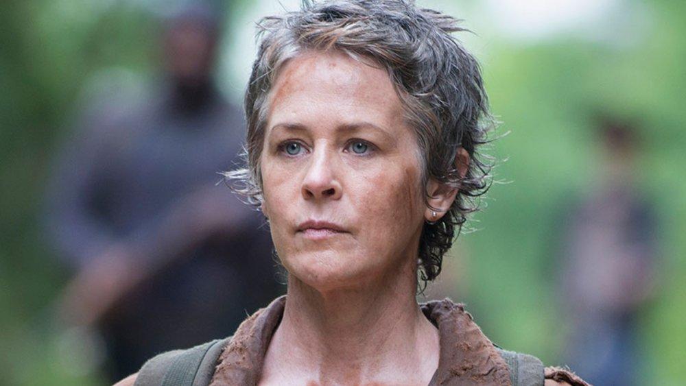 Melissa McBride as Carol Peletier on The Walking Dead