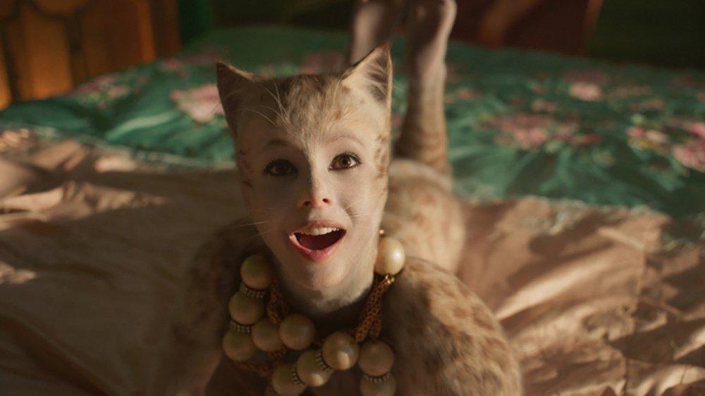 Still from Cats trailer