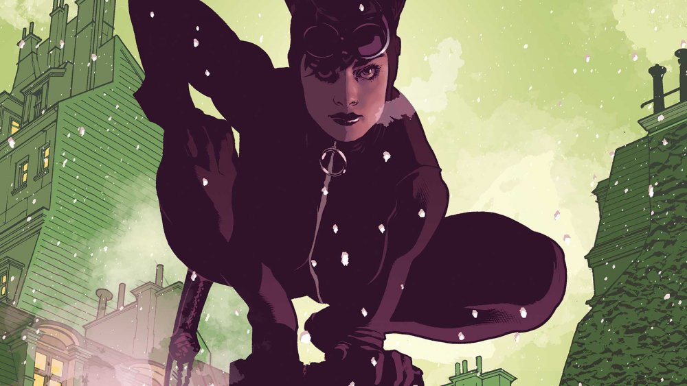 Selina Kyle, AKA Catwoman, from DC Comics
