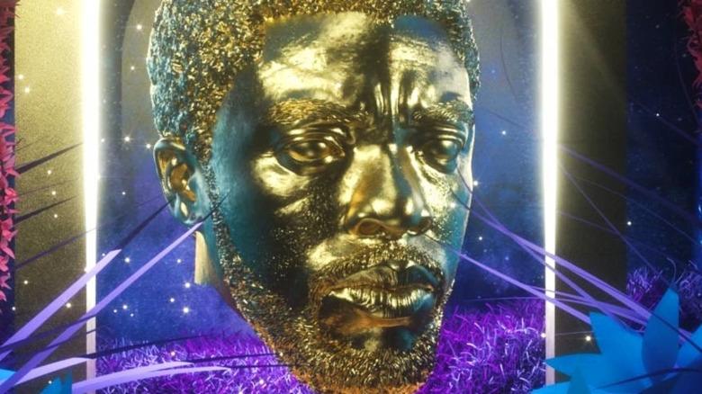 Chadwick Boseman NFT