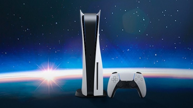PlayStation 5 in space apparently
