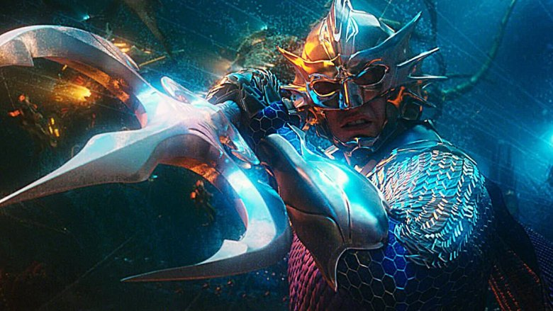 Patrick Wilson in Aquaman
