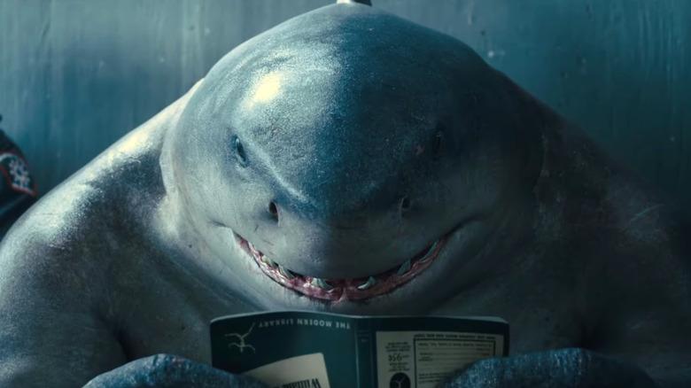 King Shark Suicide Squad 2021