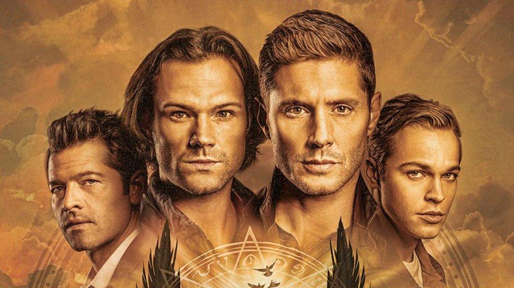 Supernatural season 15 poster
