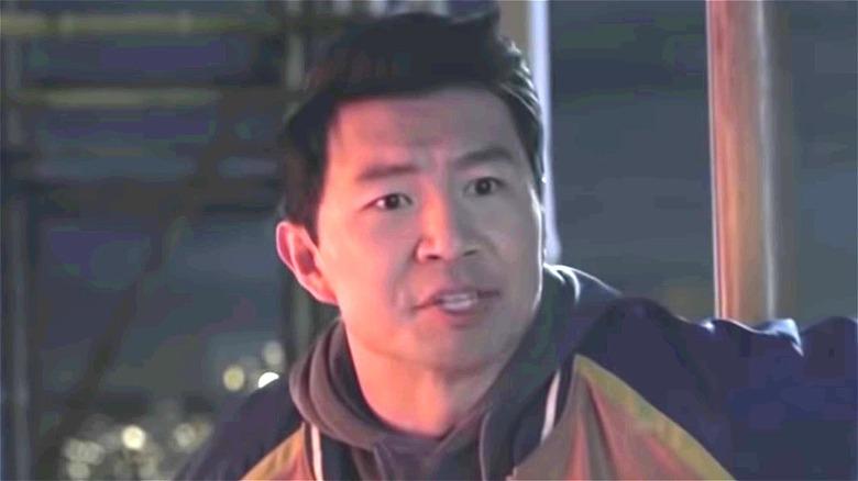 Shang-Chi talking