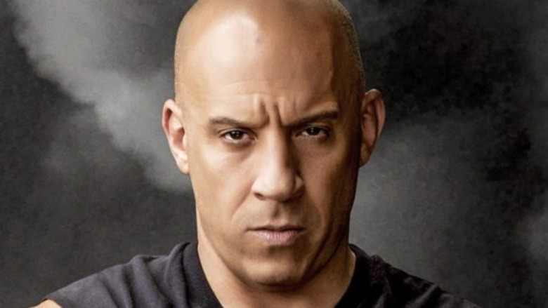 Fast & Furious 9 poster of Dominic Toretto