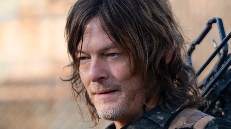 Daryl on 'The Walking Dead'
