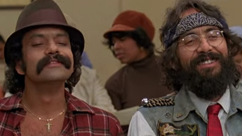 Cheech and Chong in court