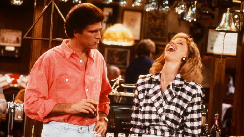Sam and Diane Cheers