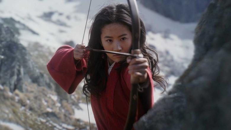 Yifei Li in Mulan
