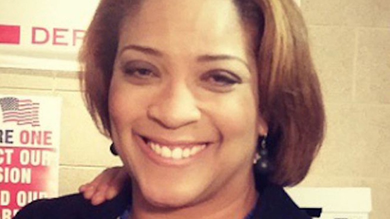 Chicago Fire star DuShon Monique Brown