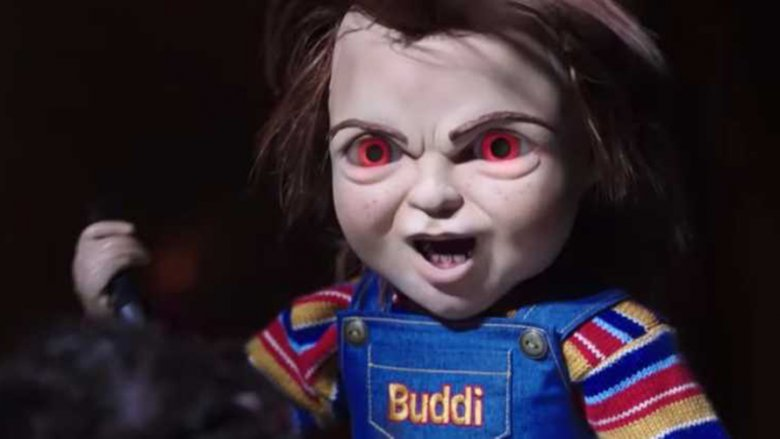 Child's Play remake Chucky Buddi doll