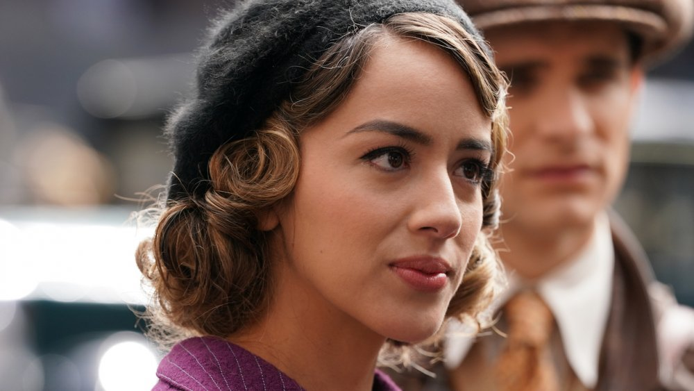 Chloe Bennet as Quake in Agents of S.H.I.E.L.D.