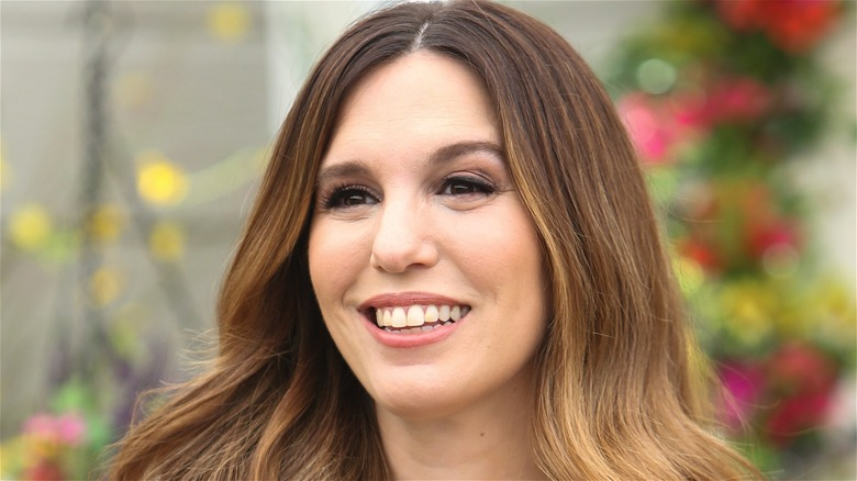 Christy Carlson Romano, who starred with Shai LaBeouf in Even Stevens
