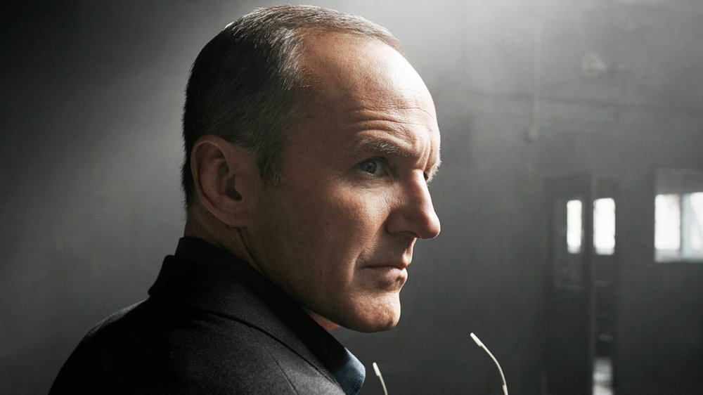 Clark Gregg as Agent Phil Coulson on Agents of SHIELD