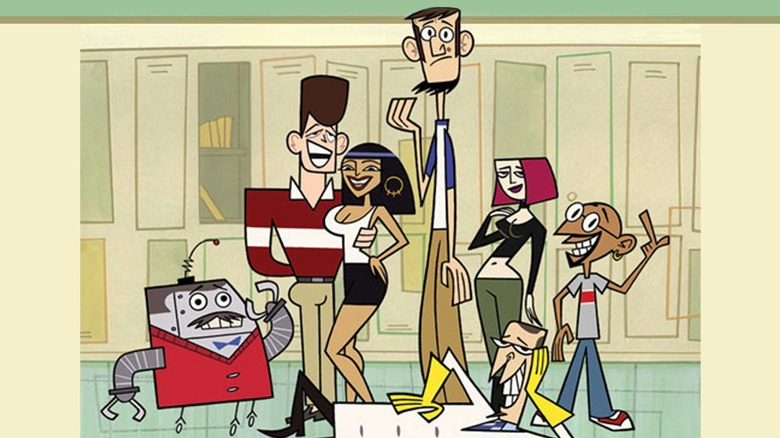 The students of Clone High