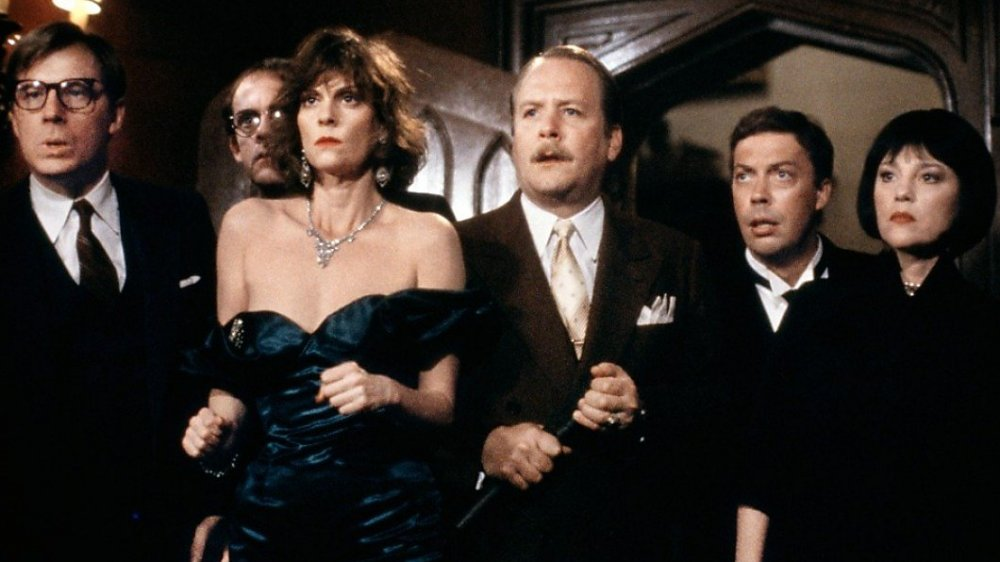The cast of Clue (1985)