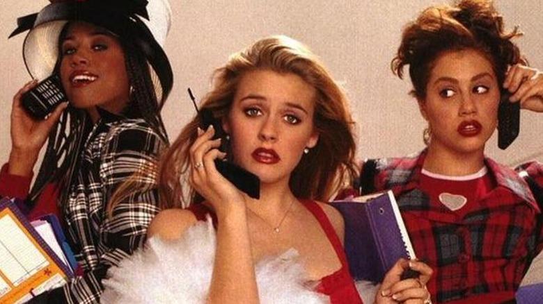 Clueless cast 1995