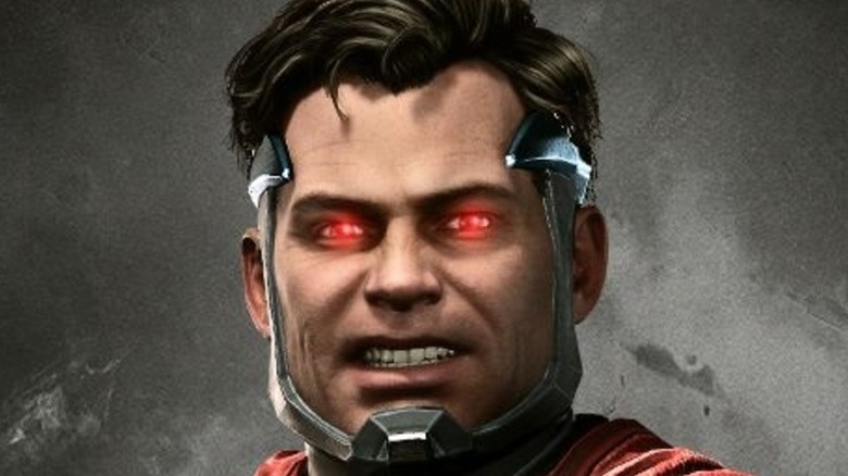 Superman from Injustice 2