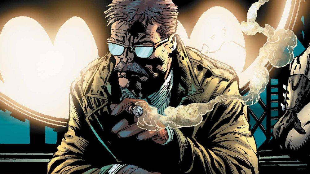 Commissioner James Gordon, from DC Comics