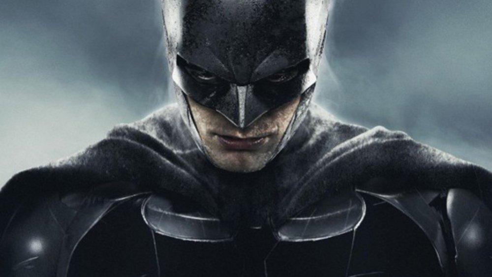 Batman Robert Pattinson fan art