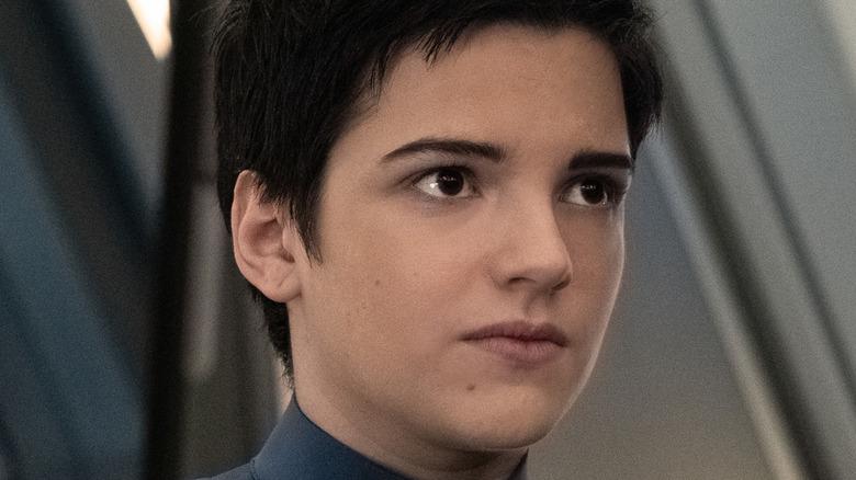 Star Trek Discovery Aidira Face