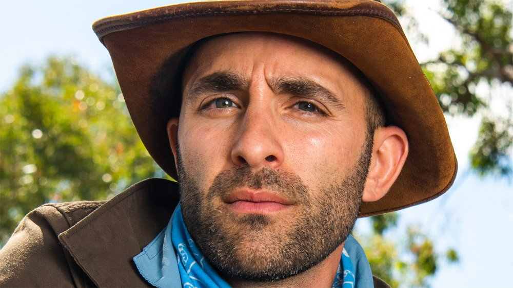 Brave the Wild host Coyote Peterson
