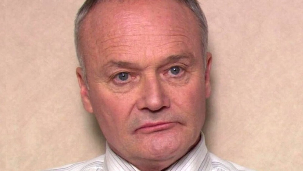 The Office Creed Bratton frowning