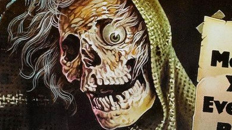 Creepshow movie poster