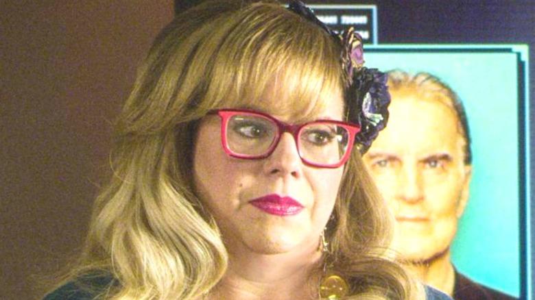 Kirsten Vangsness on 'Criminal Minds'