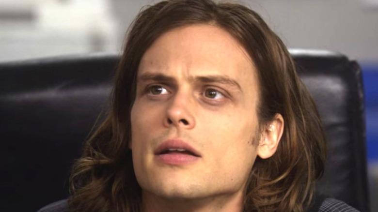 Reid inquisitive on Criminal Minds