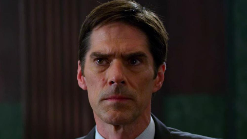 Thomas Gibson Hotch Criminal Minds