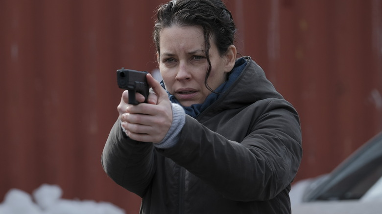 Evangeline Lilly in Crisis