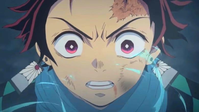 Demon Slayer: Kimetsu no Yaiba Shocked Earrings