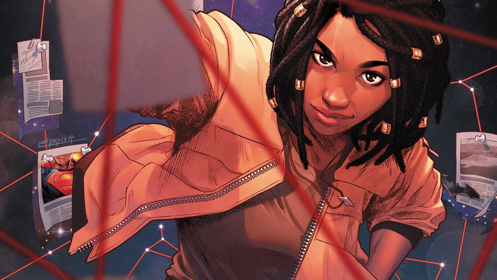 Cover of Naomi #1 from DC Comics