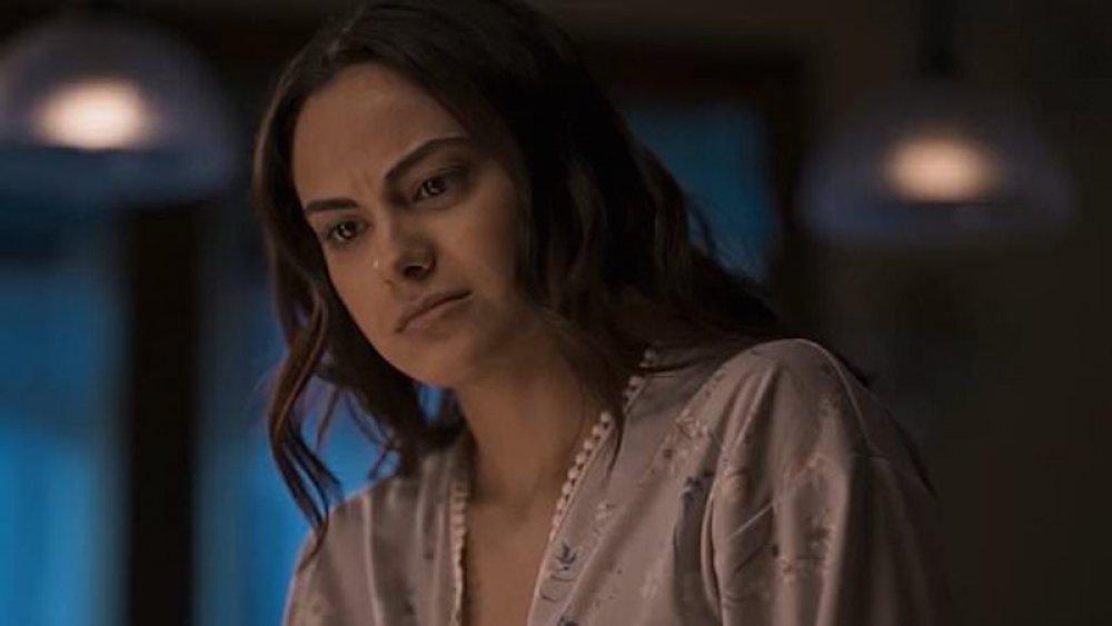 Camila Mendes as Katie in Dangerous Lies