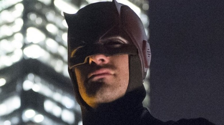 Charlie Cox as Matt Murdock on Daredevil