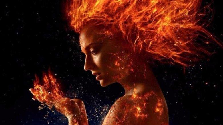 Teaser poster for Dark Phoenix