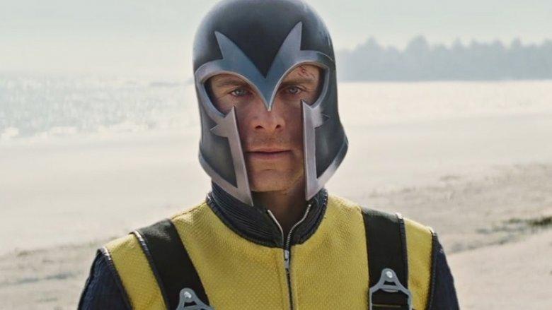 Michael Fassbender Magneto X-Men First Class