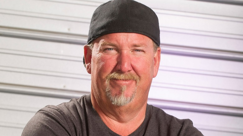 Darrell Sheets from Storage Wars