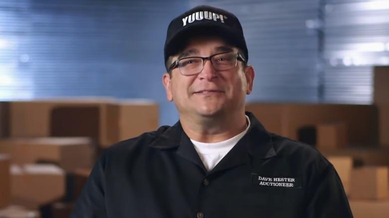 Dave Hester on Storage Wars