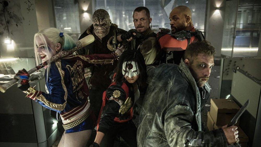 Cast of David Ayer's Suicide Squad