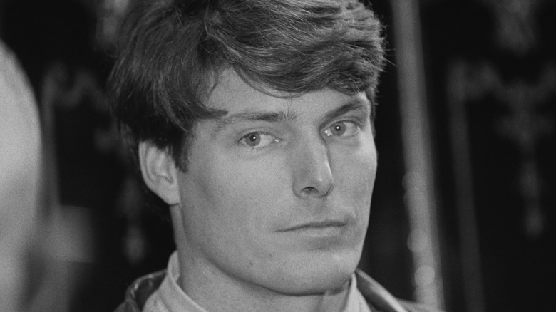 Christopher Reeve at young age