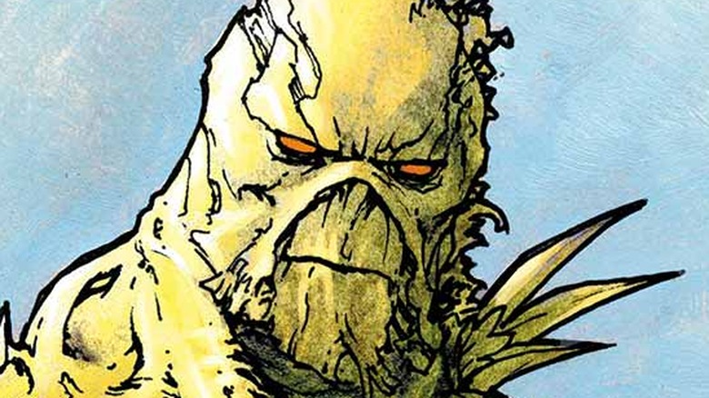 DC Comics' Swamp Thing