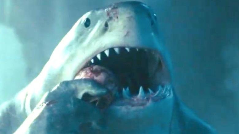 King Shark in The Suicide Squad trailer