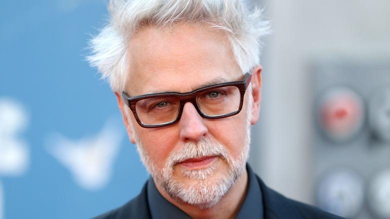 James gunn wearing glasses