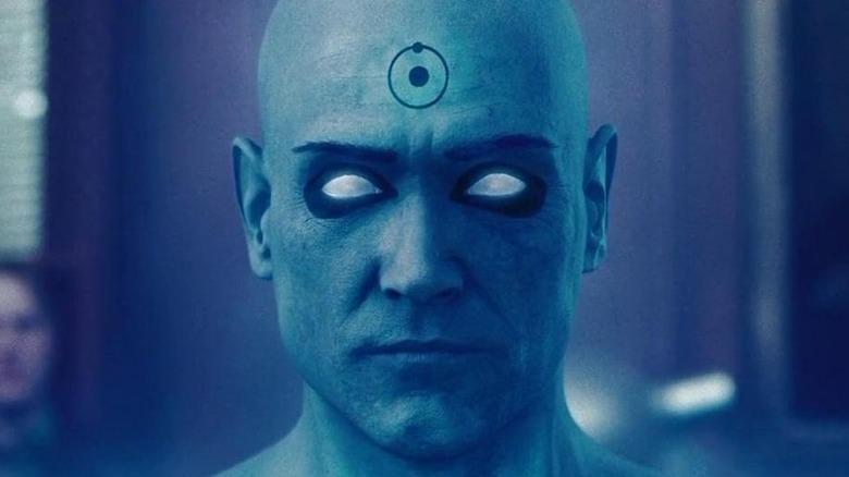 Billy Crudup feeling a little blue