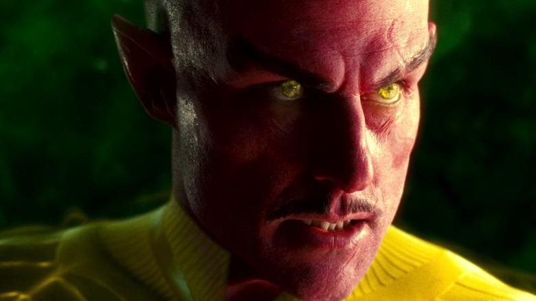 Mark Strong / Green Lantern (2011)